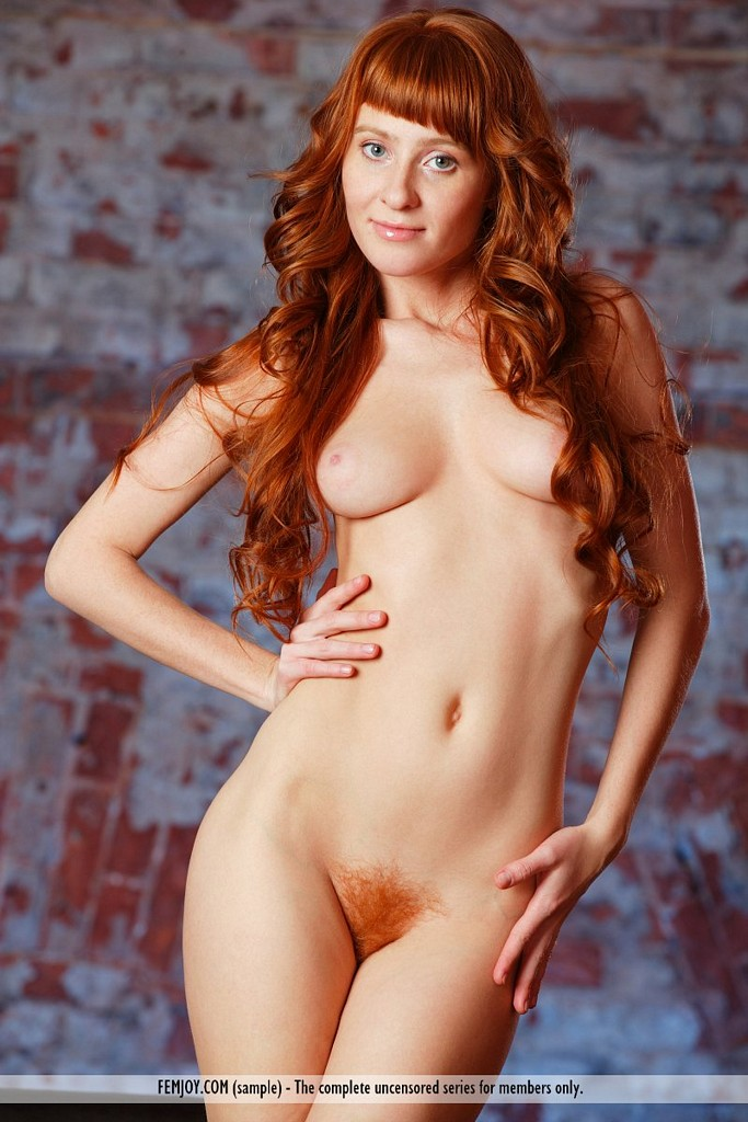 Did Red hair girls nude opinion