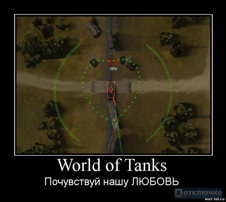 Демотиваторы от World of Tanks!