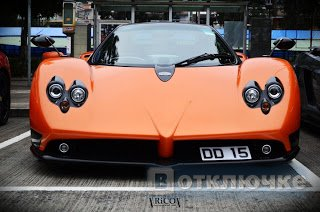 Orange Zonda F...ail упорол мудаГ криворукий!