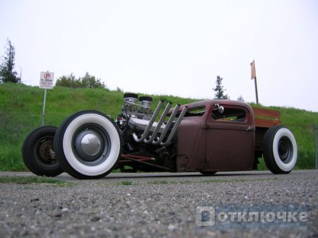 RAT hot rod CARS ( 26 пикчь)